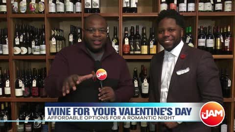 Valentine's Day Wines